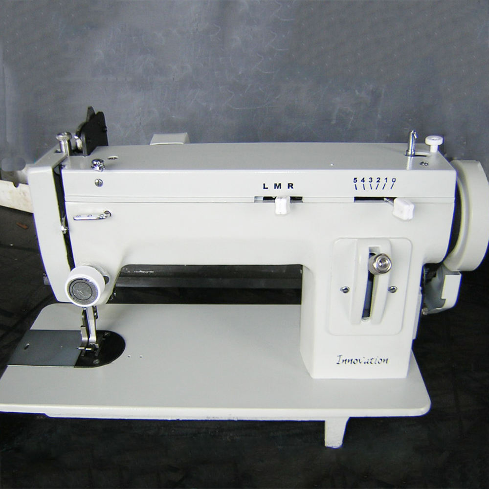 "9"" Sail Rite Walking Foot Zig Zag Sewing Machine for home use"
