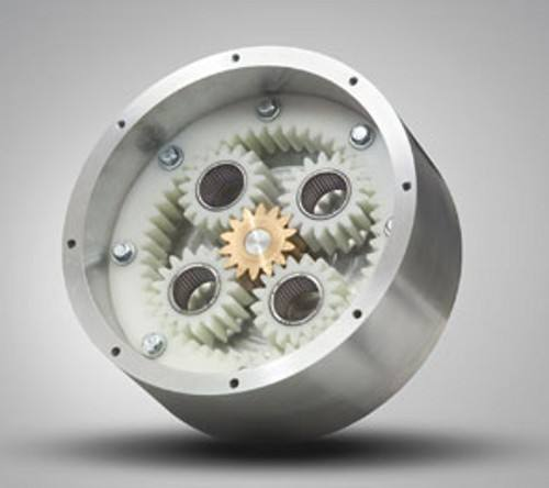 5 axis cnc turning and milling custom oem stainless steel transmission planetary gear design