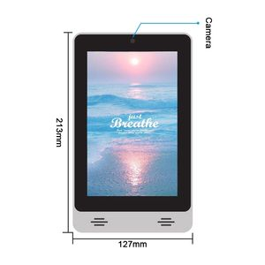2020 YC-68P Rj45 Poe Tablet 3gp Film Mobile Download Gratis Di Dinding Tablet untuk Otomatisasi Rumah