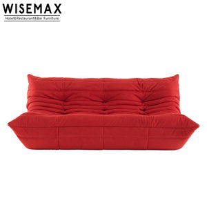 LigneRoset Togo fabric sofa Nordic living room modern couch light luxury leather sponge sofa