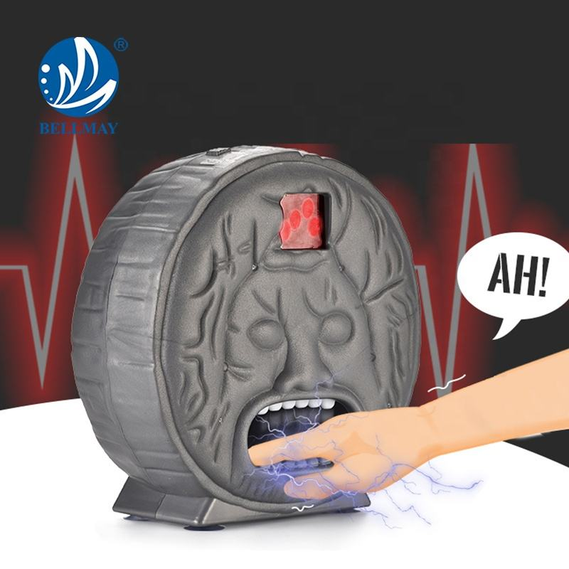 Bemay Toy Funny Novelty Adult Truth Lucky Game Lie Detector Polygraph Toy From The Oldest Polygraph 2 Play Ways