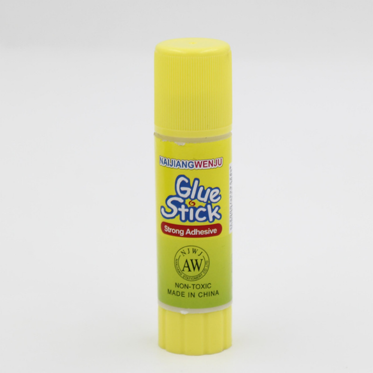 Cheap high quality solid glue stick for students and office