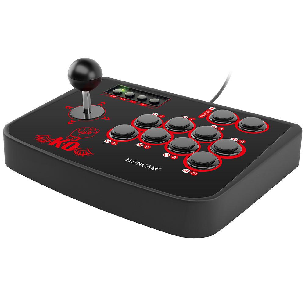 Multi fonction de combat d'arcade stick Manette de Jeu Pour PS4/PS3/Commutateur/PC