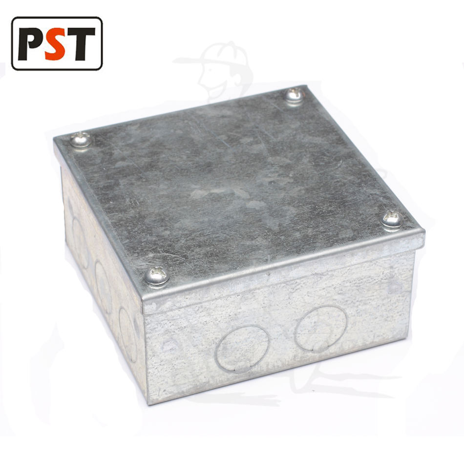 Electrical Galvanised Adaptable Boxes