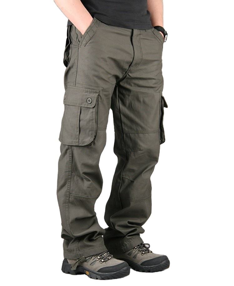 OEM China fabriek mannen multi-pockets functionele Militaire cargo <span class=keywords><strong>werk</strong></span> <span class=keywords><strong>broek</strong></span>