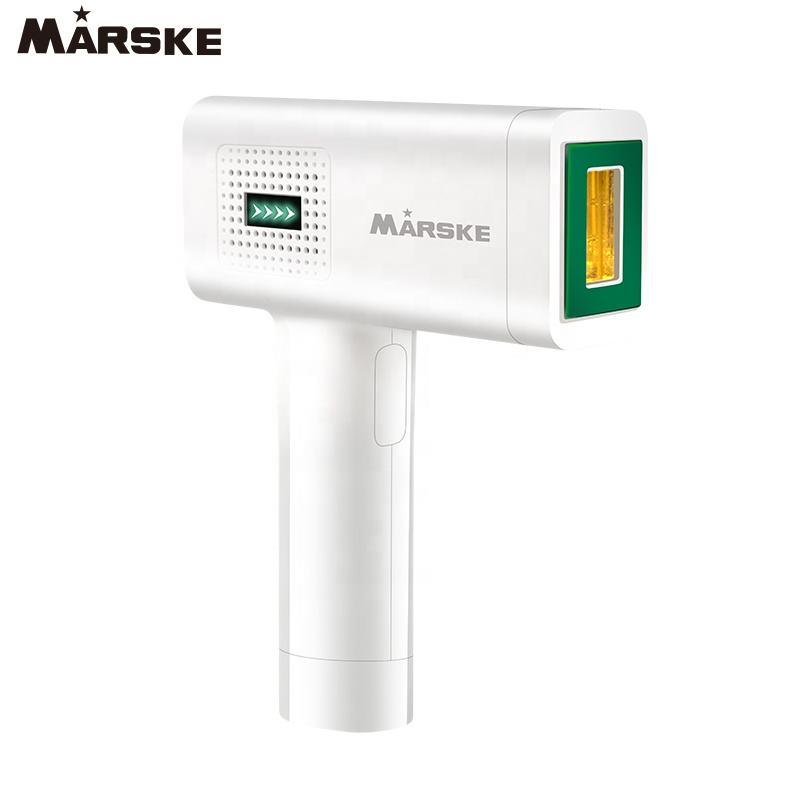 Diseño de <span class=keywords><strong>moda</strong></span> y de alta calidad MARSKE 6999 Rosa hielo-sensación de hogar de Panel de luz pulsada depilación láser