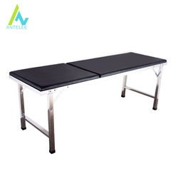 Chinese medicine massage table folding portable home massage diagnostic bed Hospital patient examination