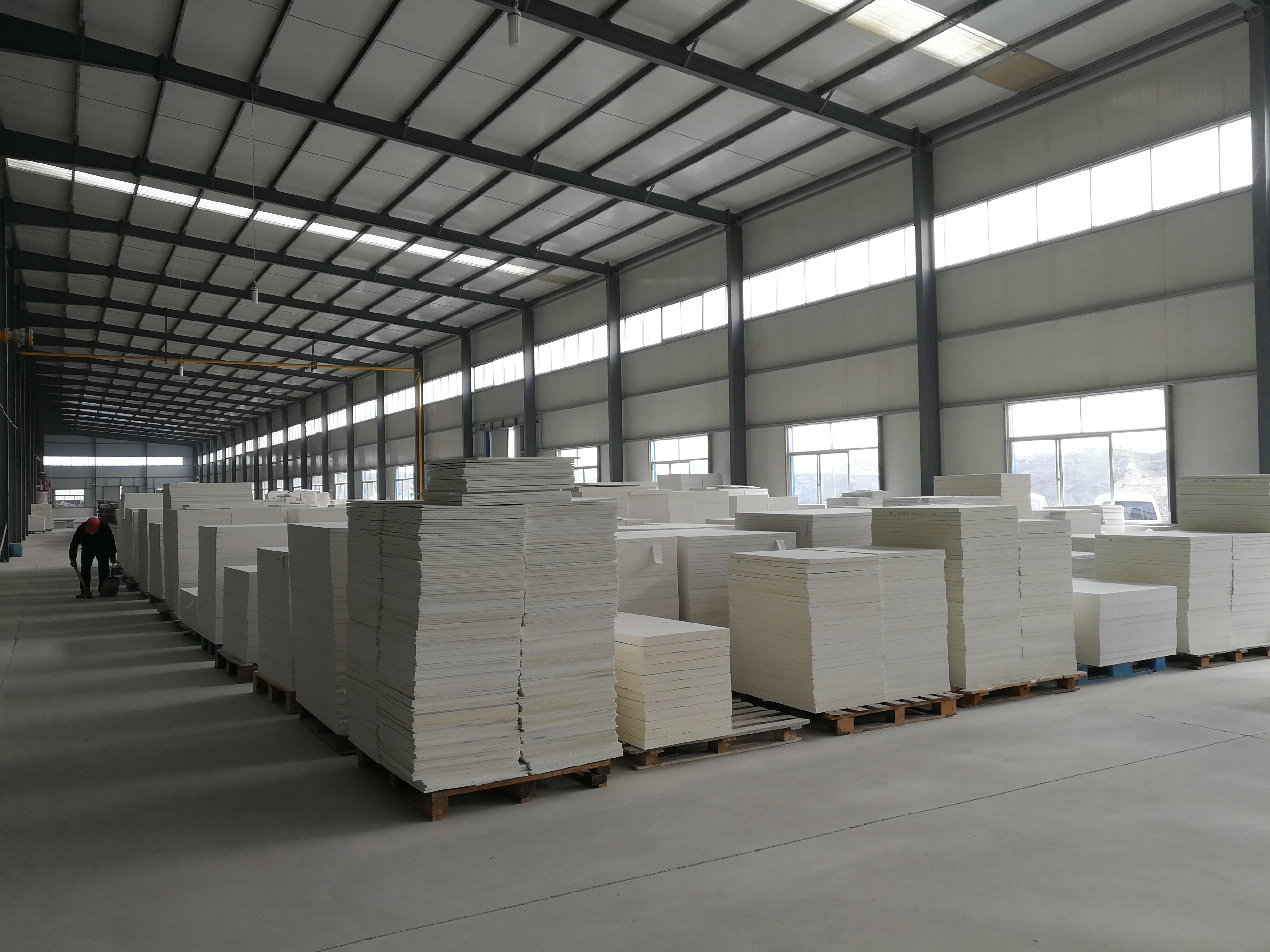 Ceramic Fibre Board Shandong Minye 1260 Aluminium Silicate Ceramic Fiber Insulation Board For Steel Factories