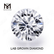 Messi Jewelry Lab creat diamond HPHT loose diamond GH VS-SI synthetic diamond price per 1 gram