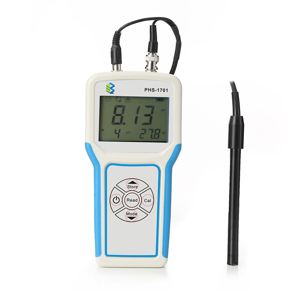 Portable pH/orp meter probe ph meter portable chemical ph meter