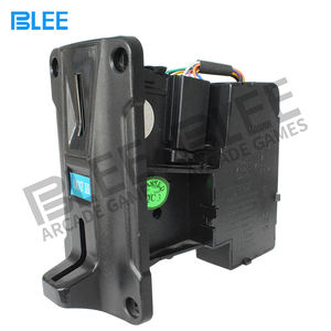 Hot sale programmable coin acceptor oem for massage chair game machine
