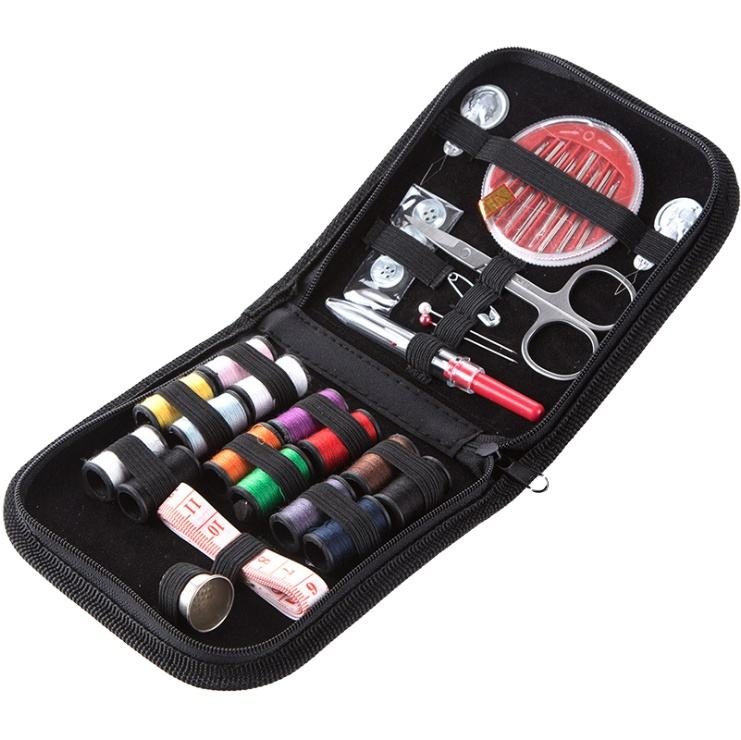 Creative Handmade Sewing Tools Travel Sewing Box 10-piece Set Household Portable Sewing Kit