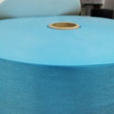 Eco-Friendly Spunlace Material Non Woven Fabric Polypropylene SMS Nonwoven Fabric