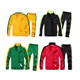 Wholesale blank jogging tracksuit sweat suit custom made tracksuits sweatsuit set