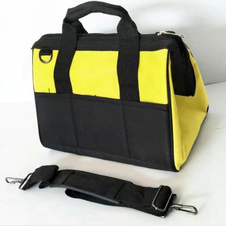 Multi-function Tool Kit Bag Electrician Shoulder Bag Large Thick Canvas Oxford Cloth Tool Bag