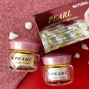 OEM&DOM golden magic orient pearl day and night for Nepalese skin whitening creams