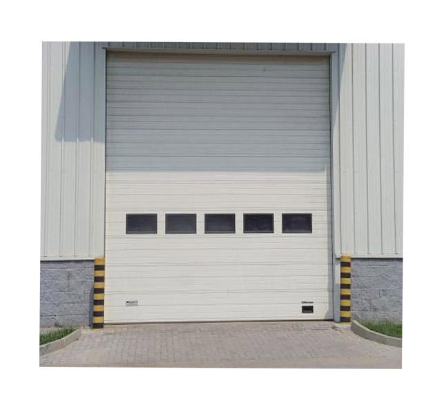 Industrial Automatic Overhead High Speed Garage Door Window Kit