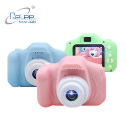New HD 480P Video Camera for Kids Children Selfie Camera Kids gift smart digital Camera 1.3MP