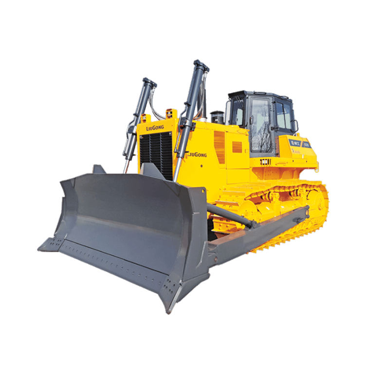 High efficiency LIUGONG 380C 38 ton crawler bulldozer with spare parts used price for sale