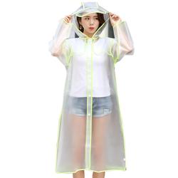 Best quality adult long rain wear coat ponchos raincoat