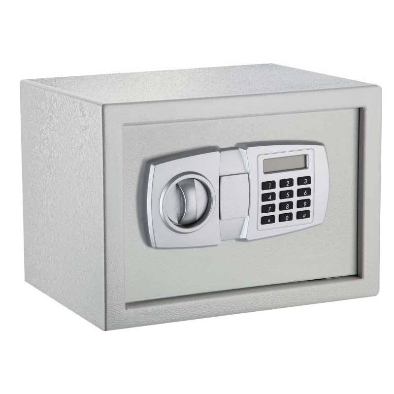 CE ROHS certified LCD digital safe,electronic safe/colorful safe/BSCI factory bank safe deposit box