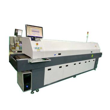 Hot air cheap SMT reflow oven smt soldering machine for pcb mounting machine