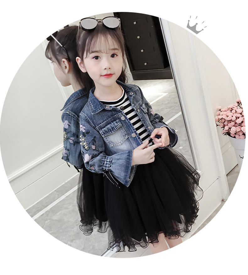 Fashion summer cute beautiful baby clothes dress for girls