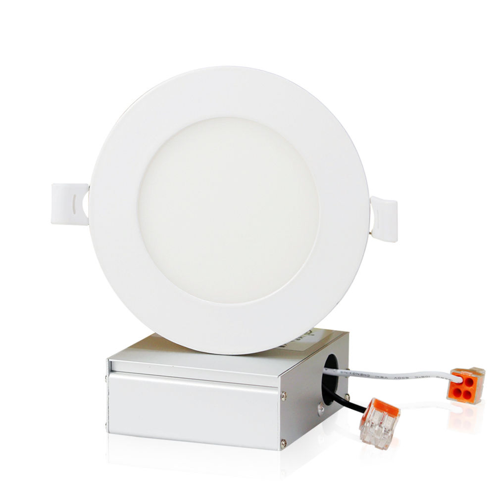 "cct change Easy to install recessed led ceiling light dimmable led 4""9w 12w panel light with 5 years warranty"