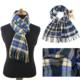 Plaid China Ladies Scarves Wool Winter Cashmere Scarf Ladies Woman Scarf