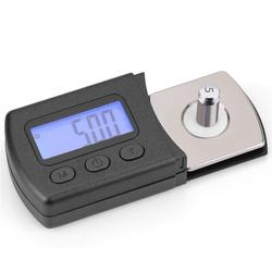 Portable Digital Turntable Stylus Force Scale Meter Gauge LCD Backlight High Precise Tracking Gauge For LP Vinyl Record Needle