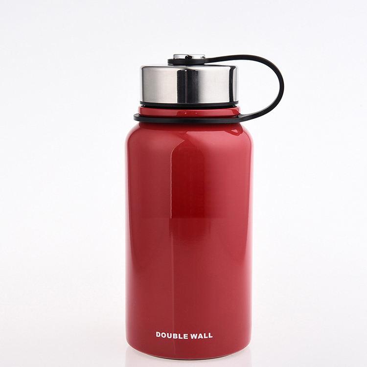 610ML termal termos paslanmaz çelik <span class=keywords><strong>Manna</strong></span> ince paslanmaz çelik Autoseal su şişesi