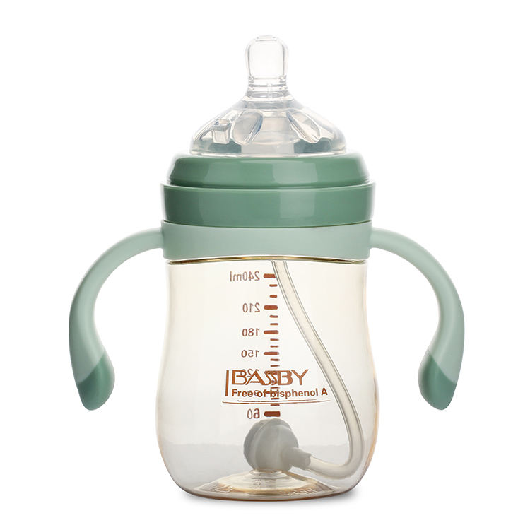 New design bottle baby drink baby cup and bottles pp spout bottles training cup baby