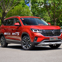 Hot sale and new design cars automatic suv with dongfeng fengxing T5 luxury suv for exporting