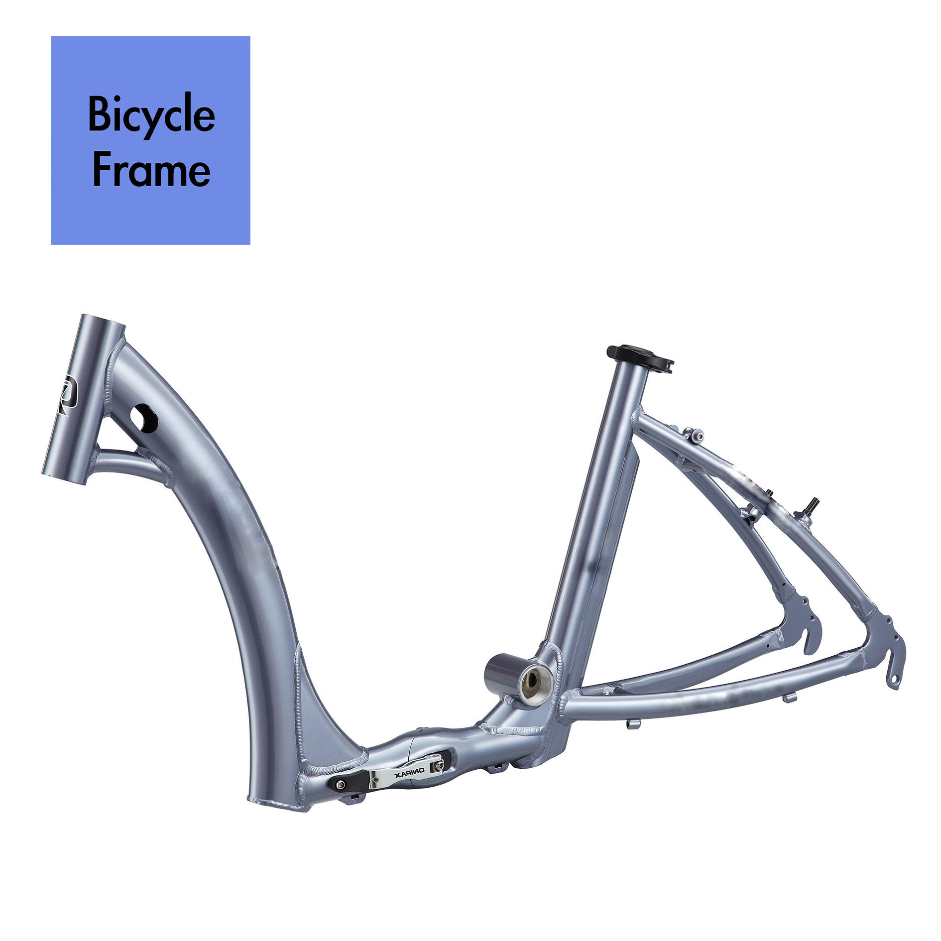 ODM/OEM MTB suspension frame made in Taiwan sale