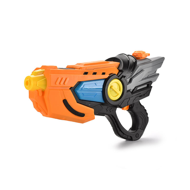 Electric Water Gun Squirt Guns Fully Automatic Water Blaster with Led Light for Kids Party Outdoor Beach Water Fighting
