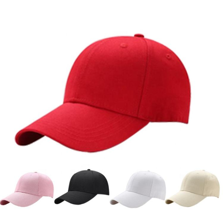 High Quality Mens Baseball Sports Caps Unstructured Wholesale Bulk Custom Color 6 Panel Hip Hop Blank Snapback Embroidery Hats
