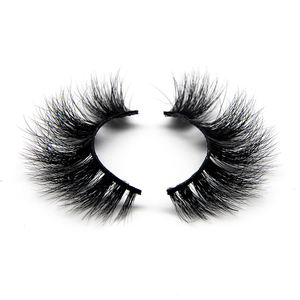 Top Quality 3D 25mm Individual Mink Eyelashes Vendor