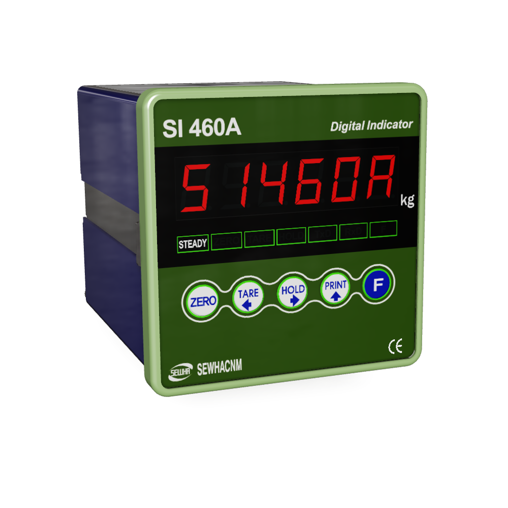 [SewhaCNM] Digital Weighing Indicator - SI460A
