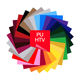 HTV Heat Transfer Vinyl Bundle 12