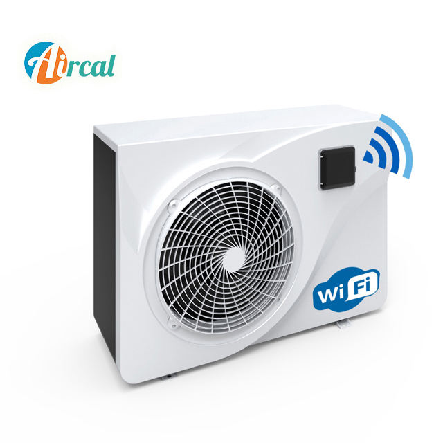 Air source water heater swimming pool heat pump unit