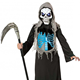 China factory customized cheap halloween scary kids ghost costume disguise in halloween party