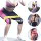 wholesale waist trainer resistance bands Fitness pull ups Exercise TPR