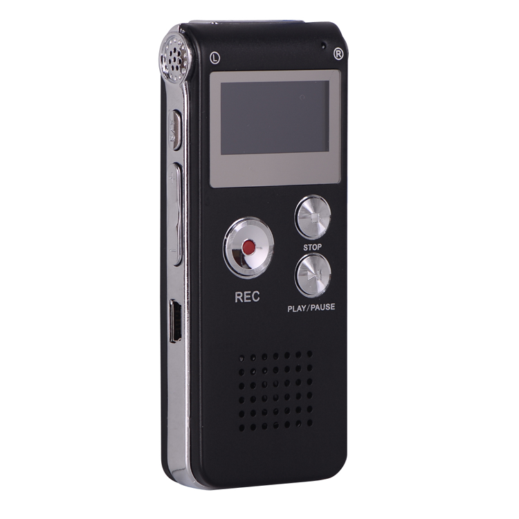 Promotional 16GB memory digital voice recorder custom mental voice recorder