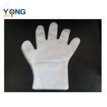Food grade household hdpe gloves food processing ldpe glove