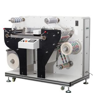 VD320 III Diskon Die Cutter Label Putar, Roll Digital Ke Roll