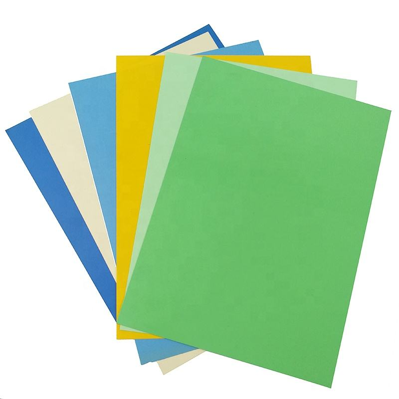 5mm Colourful Thick Blister PP Sheet Plastic Thermoforming