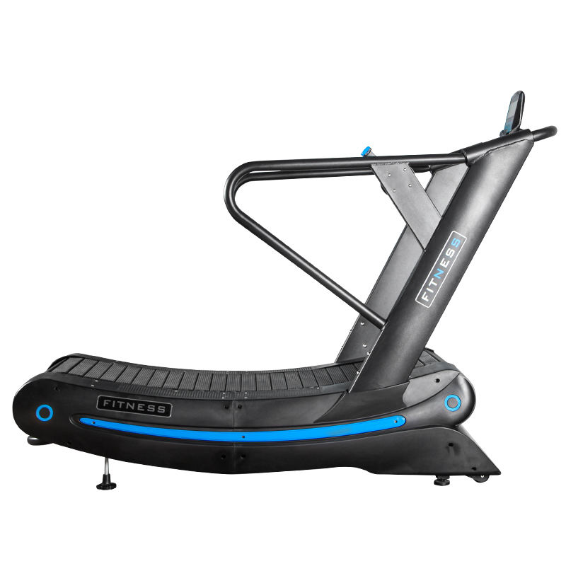 DeZhou manufacturer curved treadmill factory direct sale curve treadmill for sale