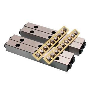 Precision brass cage linear cross roller guide V6-400 VR6-400*27Z VR6-400 VR6400 VR6-400X27Z VR6-400-27Z