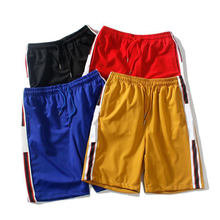 2019-2020 New Design Summer Sport Shorts Pants Fashion 4 Colors Printed Drawstring basketball Shorts for sportswear