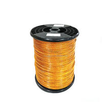 0.1mm*30-69 class 155 PET film coated enameled Copper Litz Wire magnet wire